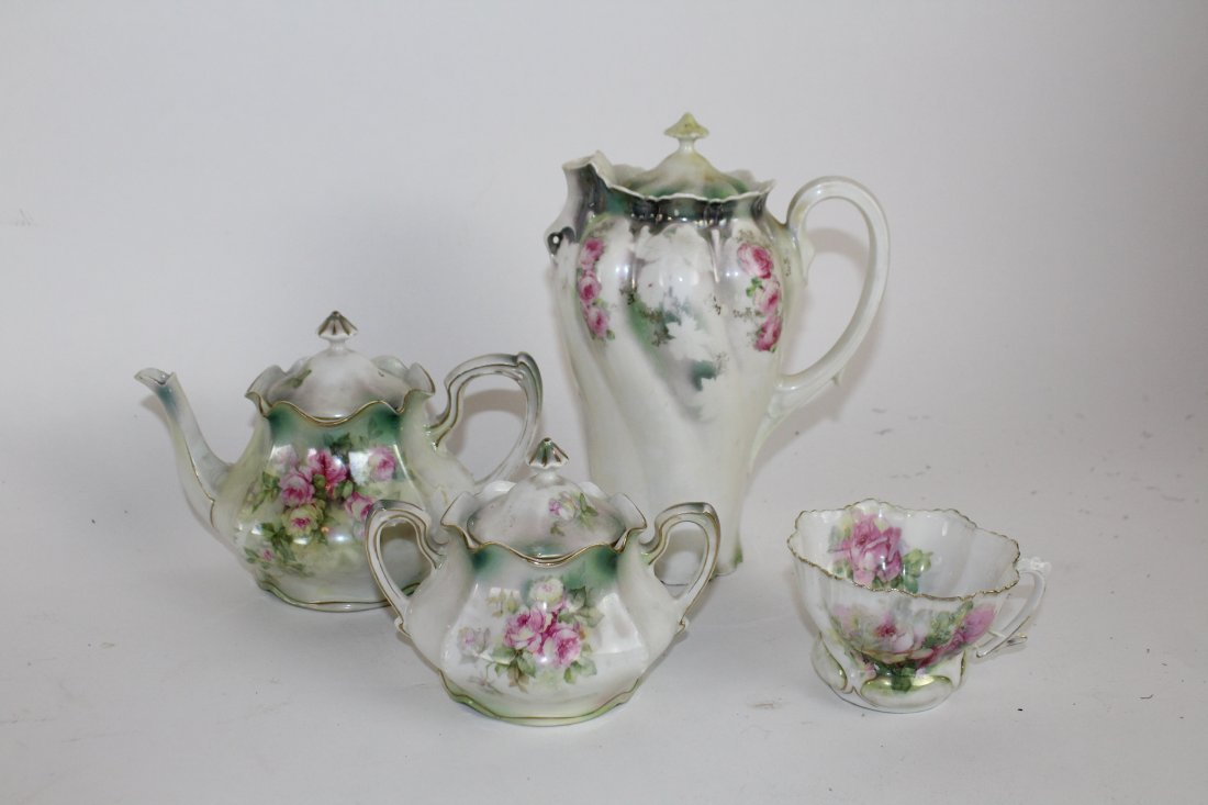 Grouping of RS Prussia porcelains - 4