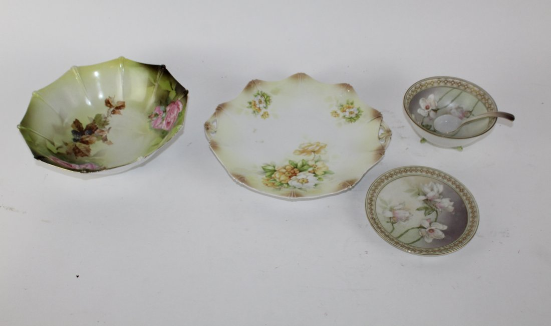 Grouping of RS Prussia porcelains - 8