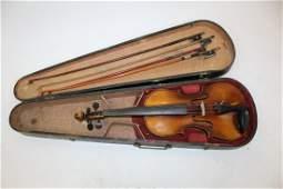 Anton Beder copie stradivarius voilin Model 1105
