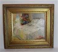 Stephen Shortridge oil on canvas