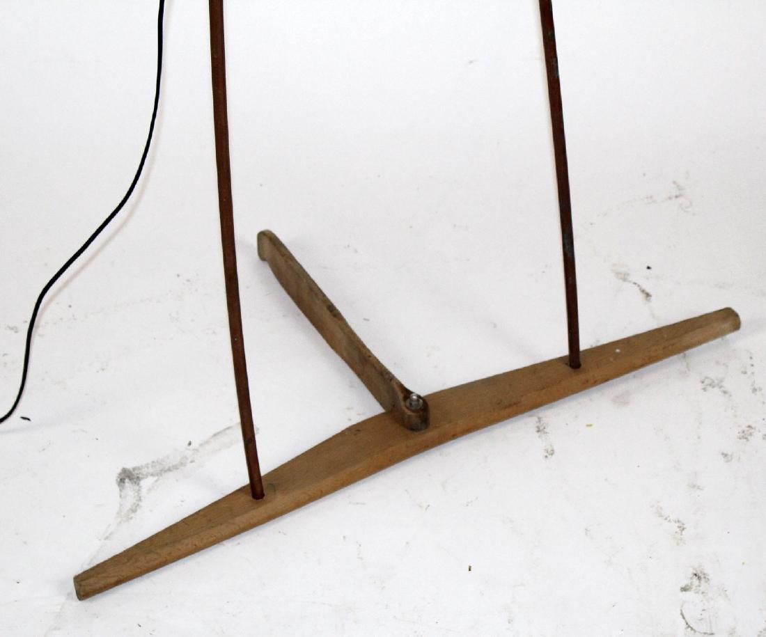 Original Paris design floor lamp - 3