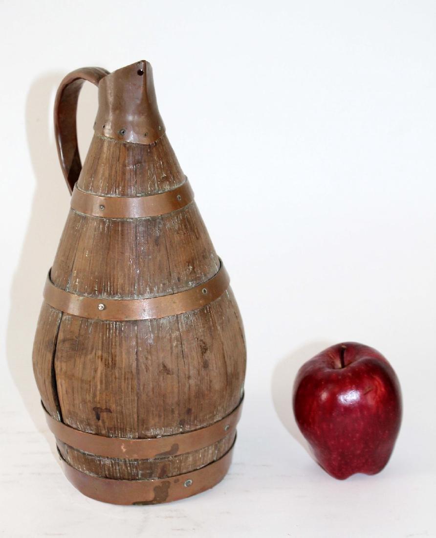 French Alsacian wine pitcher - 2