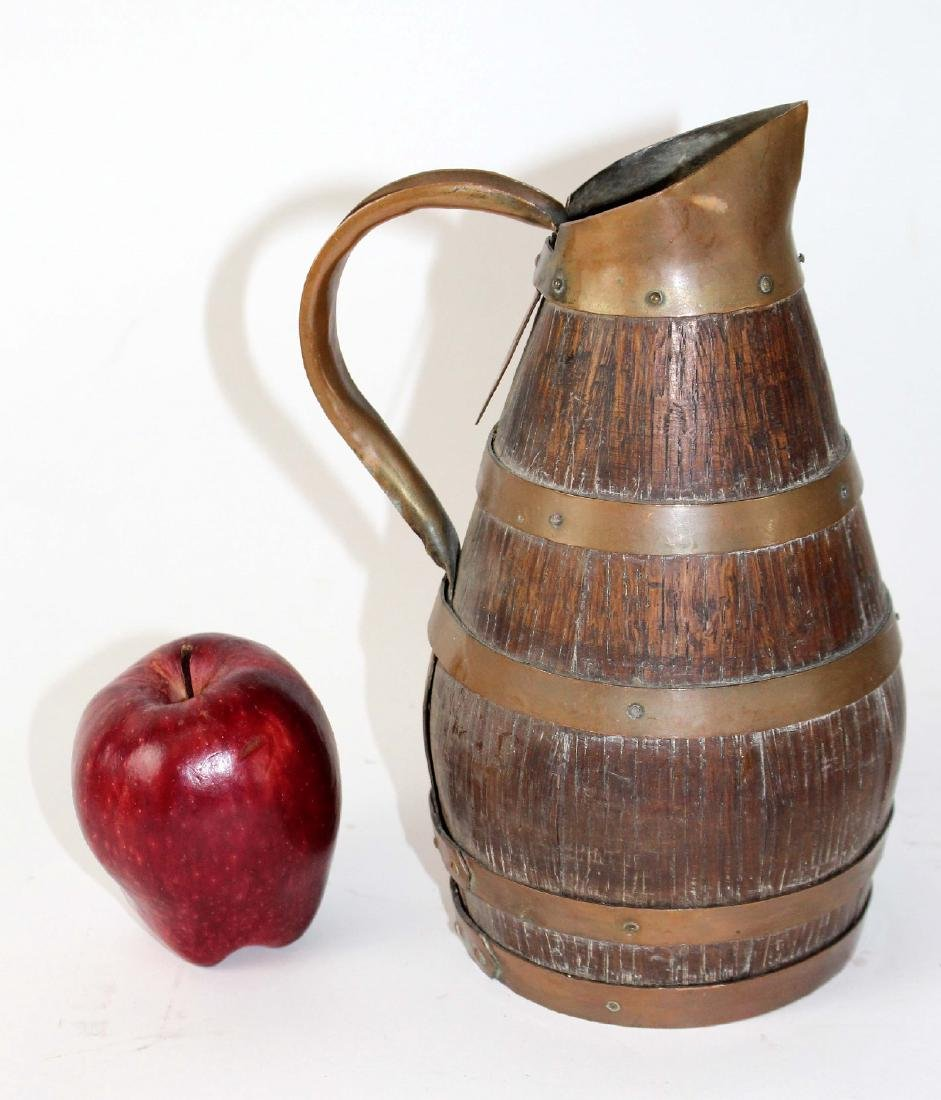 French Alsacian wine pitcher - 2