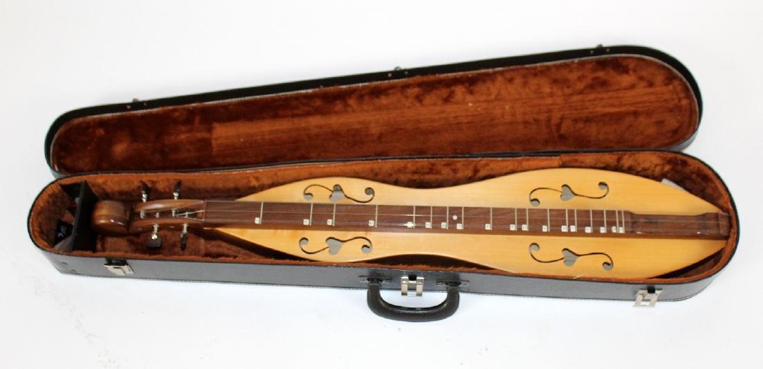 Vintage Dulcimer in case
