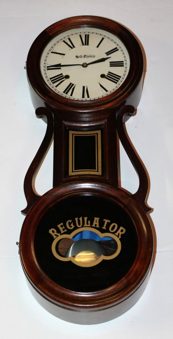 Seth Thomas Regulator clock
