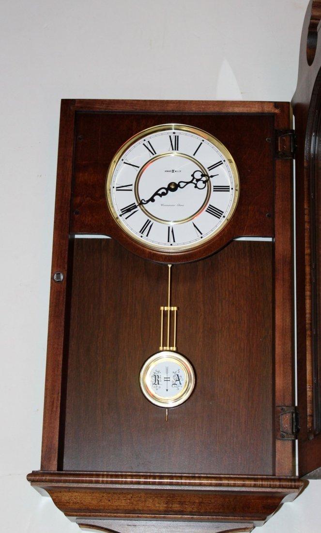 Howard Miller wall clock - 3