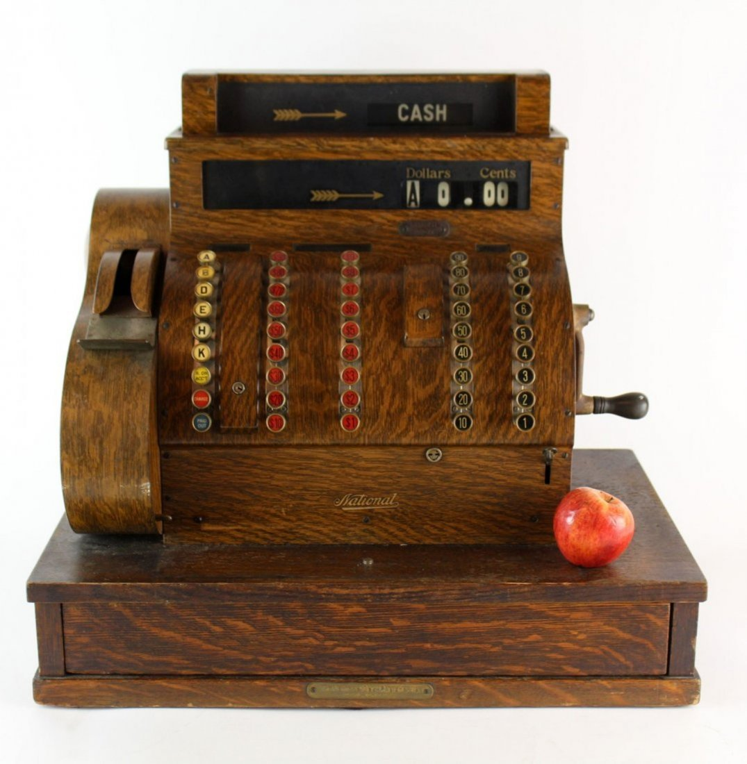National cash register model 852 - 2
