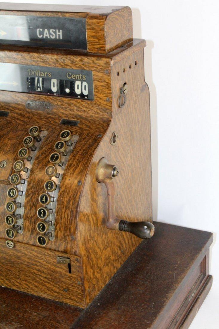 National cash register model 852 - 5