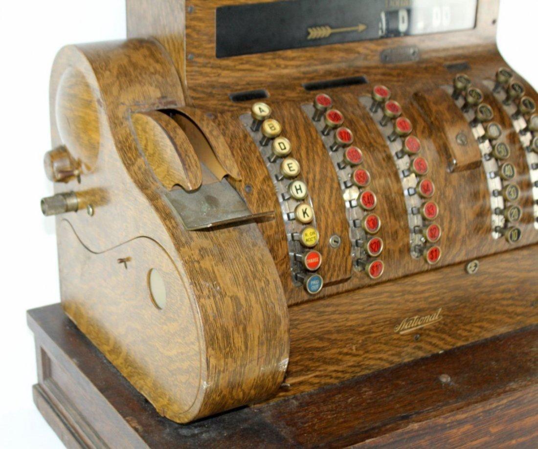 National cash register model 852 - 6
