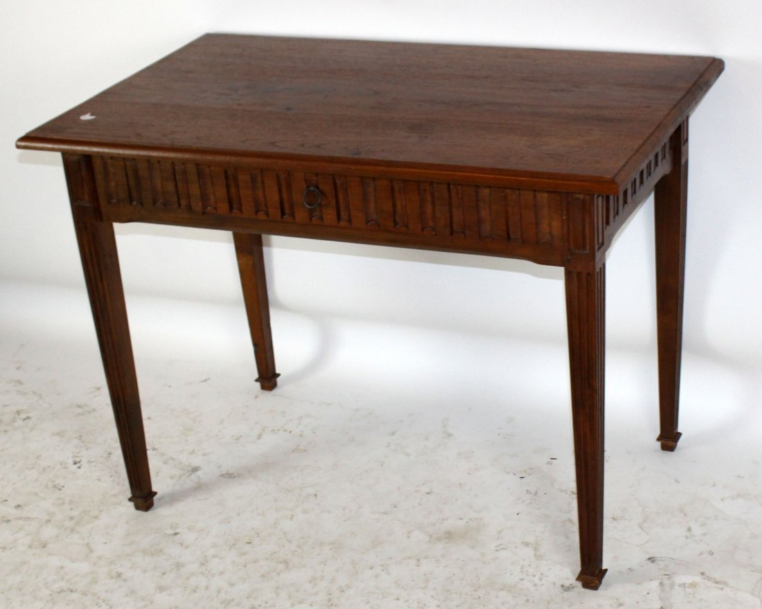 French neo-classical style desk - 2