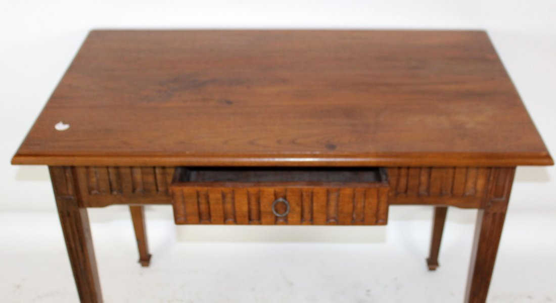 French neo-classical style desk - 3