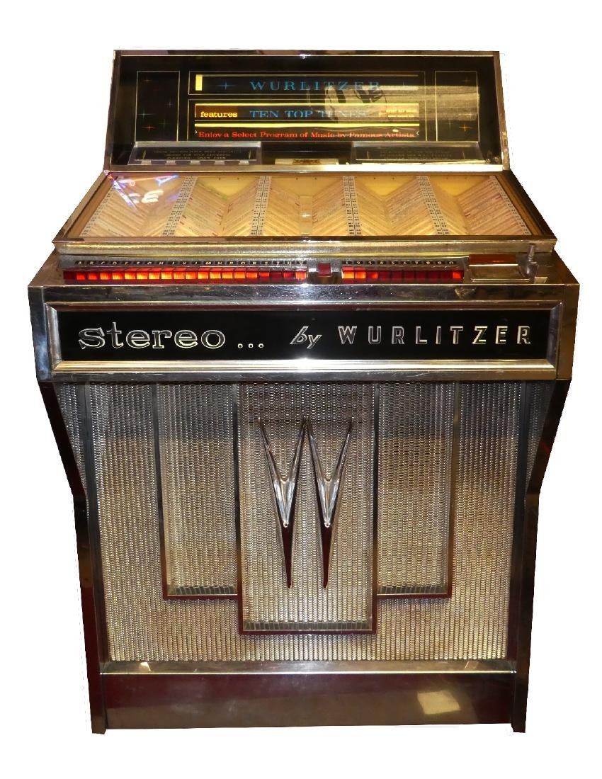 Wurlitzer 2800 jukebox