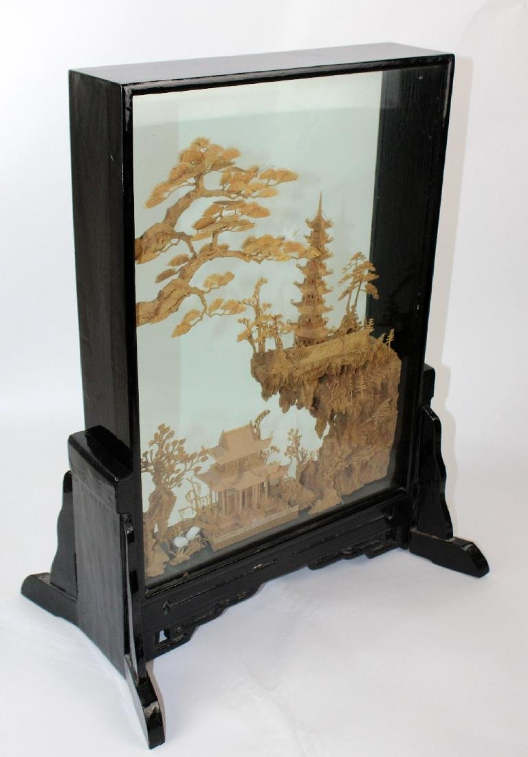 Japanese wood carving - 2