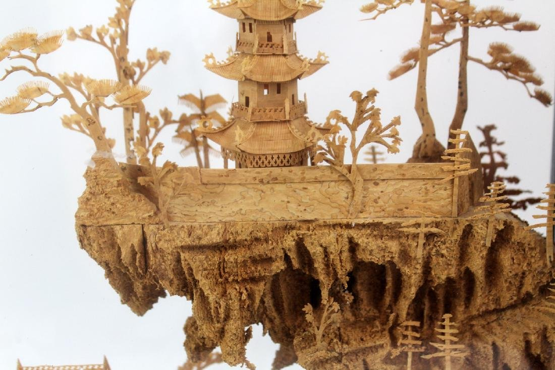 Japanese wood carving - 4