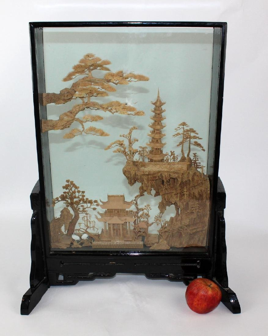 Japanese wood carving - 7