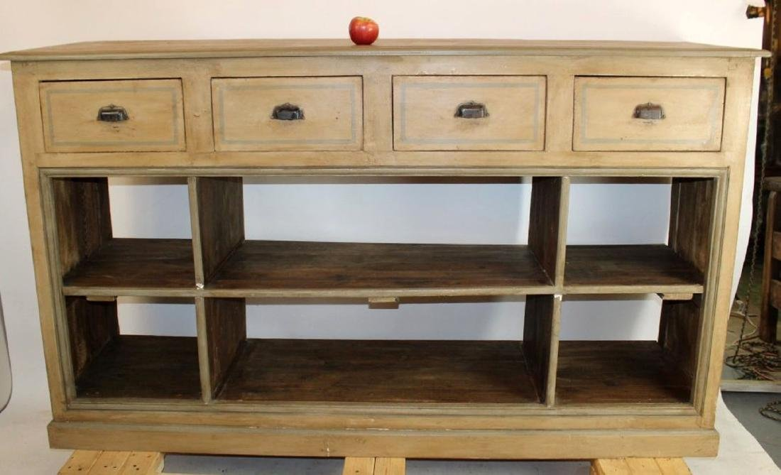 French Louis Philippe painted sideboard - 2