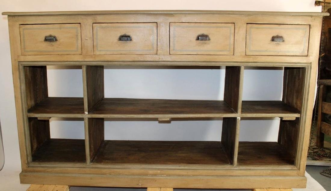 French Louis Philippe painted sideboard - 3