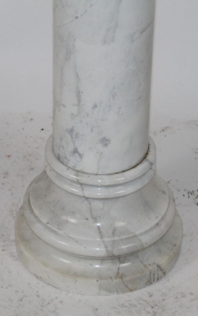 White marble classical column - 3