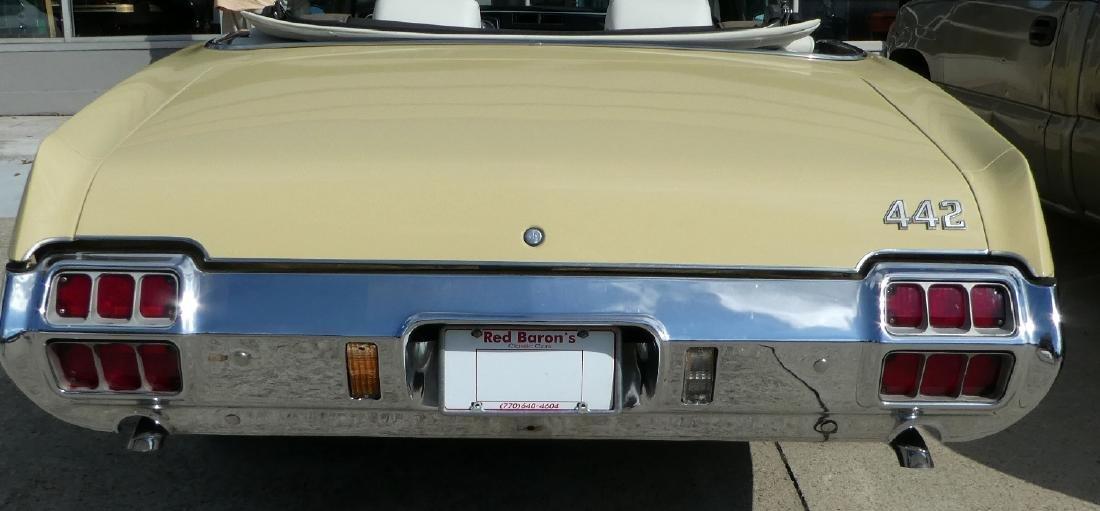 1972 Oldsmobile Cutlass 442 - 6