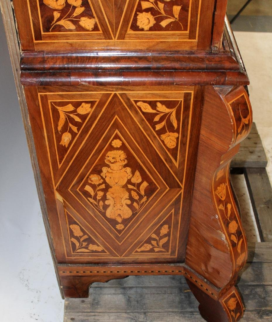 Dutch Neo-Classical marquetry cabinet - 7