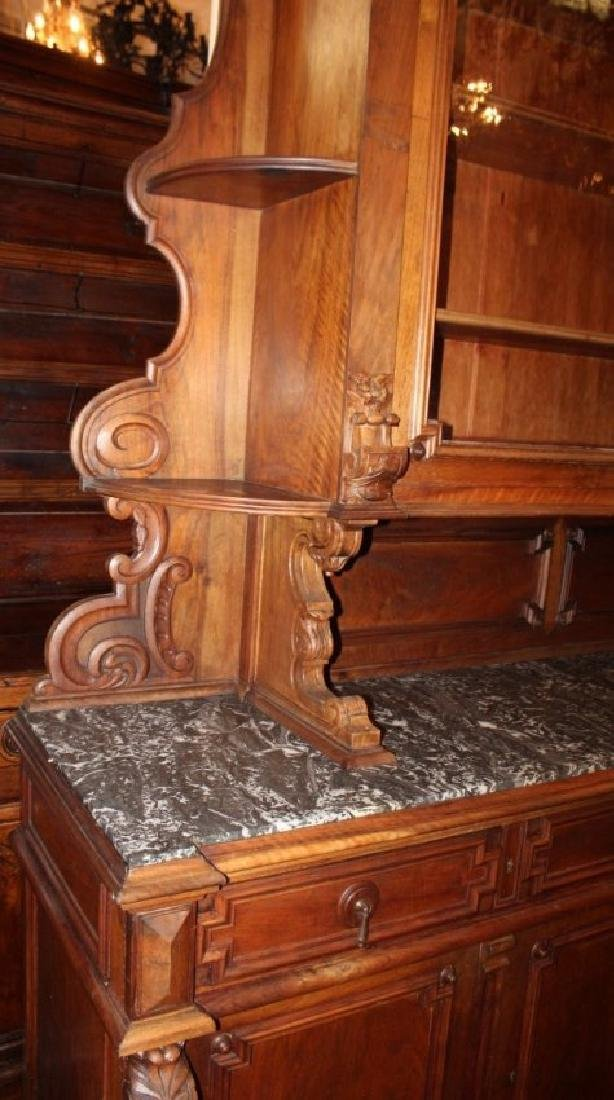 Grand scale French Renaissance buffet - 5
