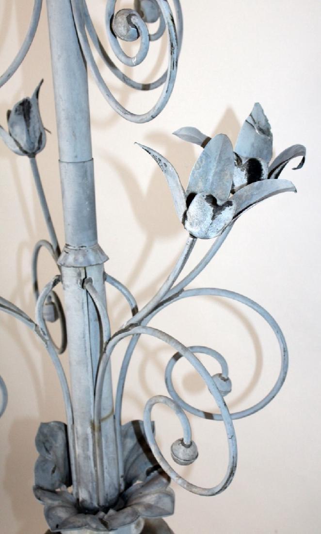 French 19th century zinc weathervane - 2