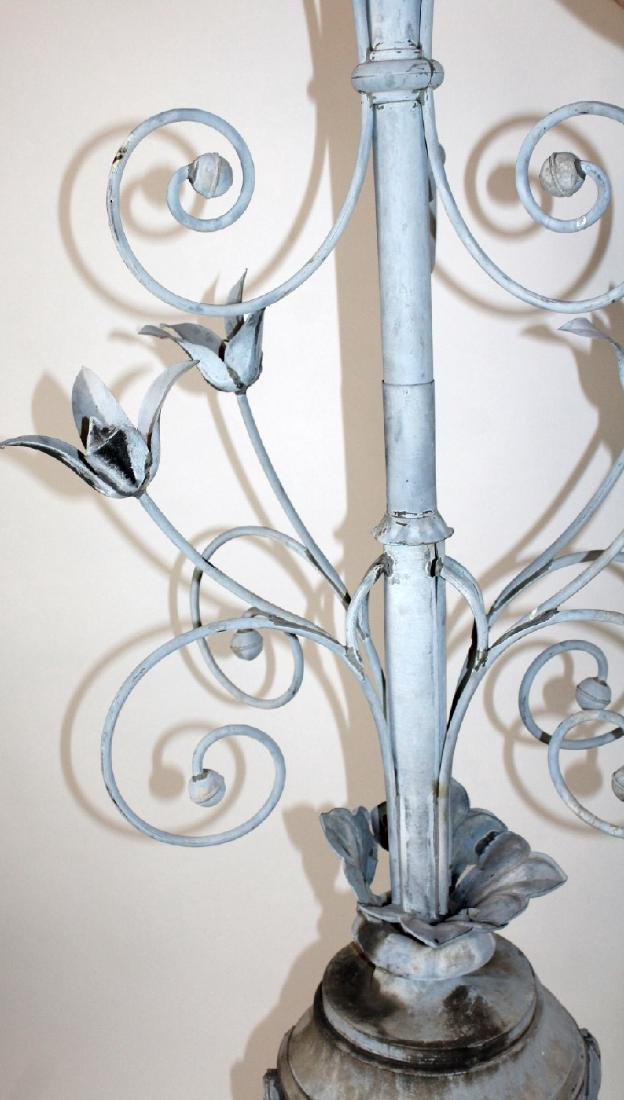 French 19th century zinc weathervane - 6