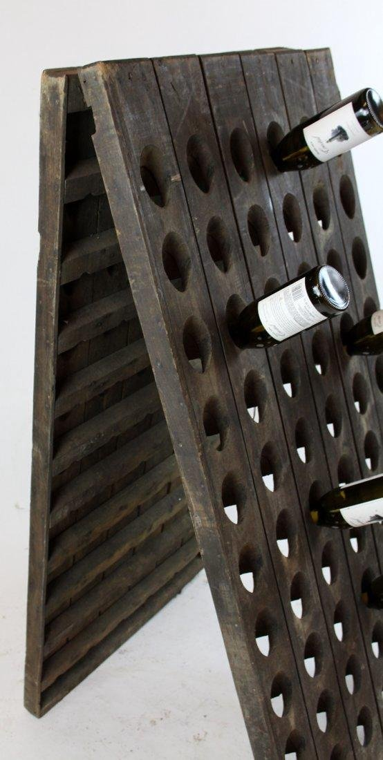 French A-frame riddling rack - 2