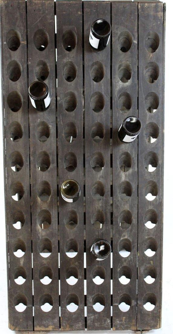 French A-frame riddling rack - 3