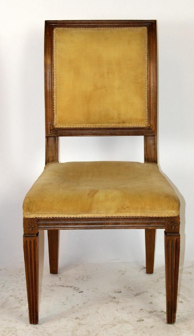 6 Louis XVI dining chairs - 2