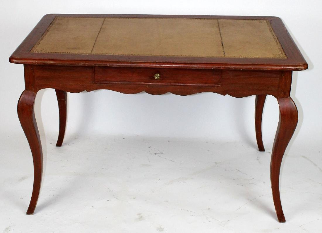 Louis XV bureauplat desk - 2