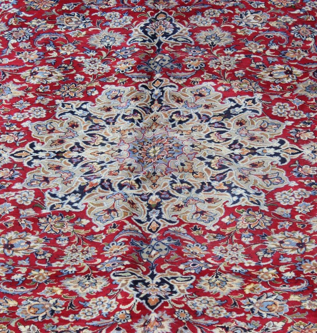 "Persian Isfahan rug 9'9"" x 15'4 - 3"
