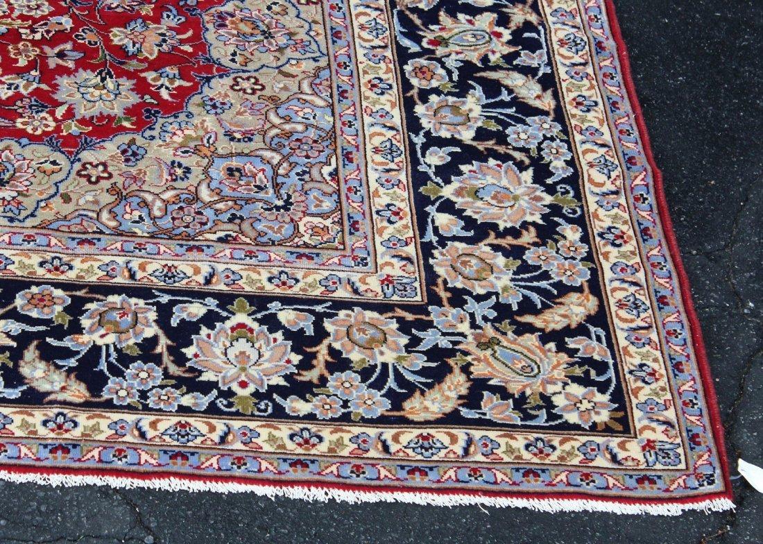 "Persian Isfahan rug 9'9"" x 15'4 - 4"