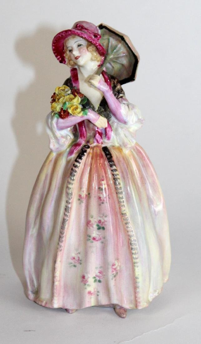 "Royal Doulton ""June"" bone china figurine"