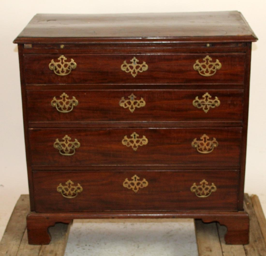 Late Georgian 4 drawer chest