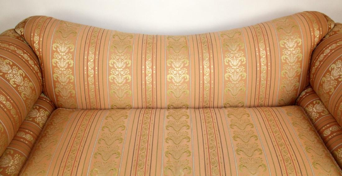 Baker Furniture Co rolled arm sofa - 5