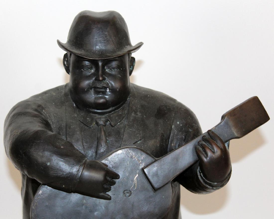 Bronze sculpture after Botero - 2