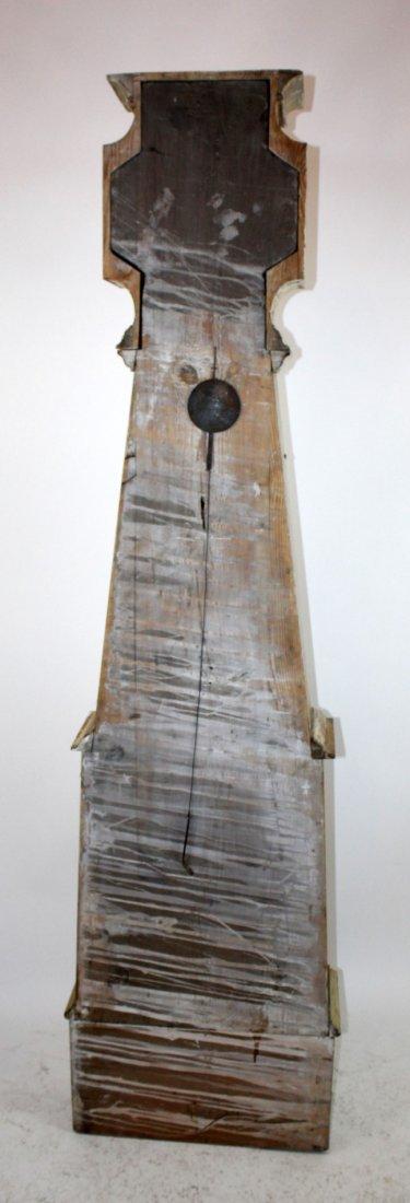 Swedish Mora clock in painted case - 7