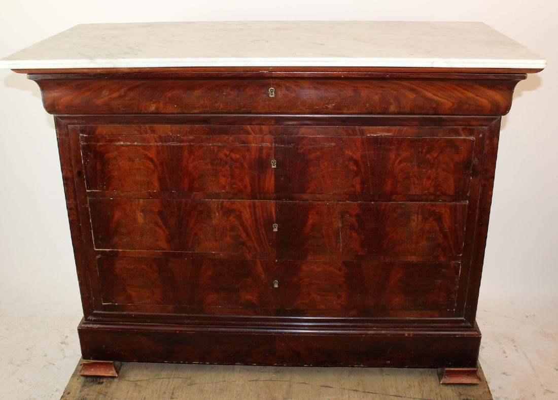 French Louis Philippe commode