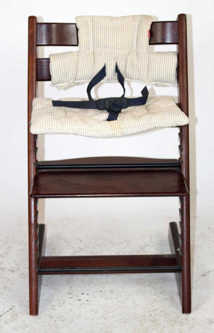 Modern Stokke high chair