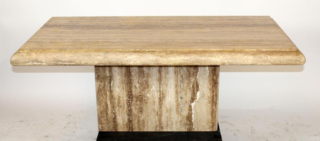 Contemporary Turkish stone coffee table