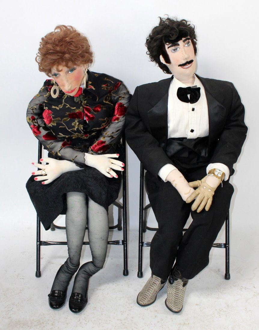 Set of Hildegarde Martin dolls