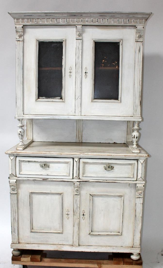 Painted Provincial style buffet