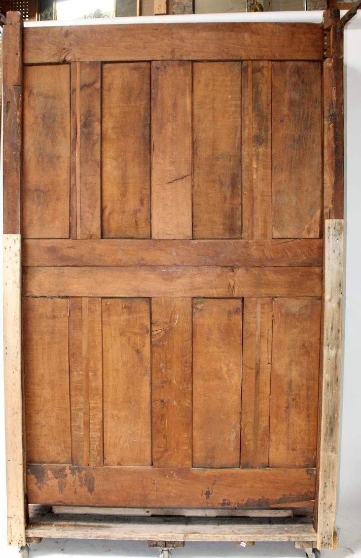 French Lyonnais armoire in walnut - 2