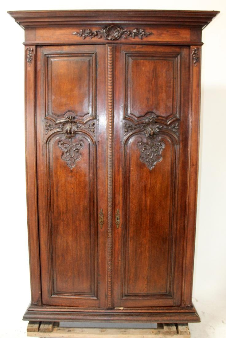 French Regency 2 door armiore.