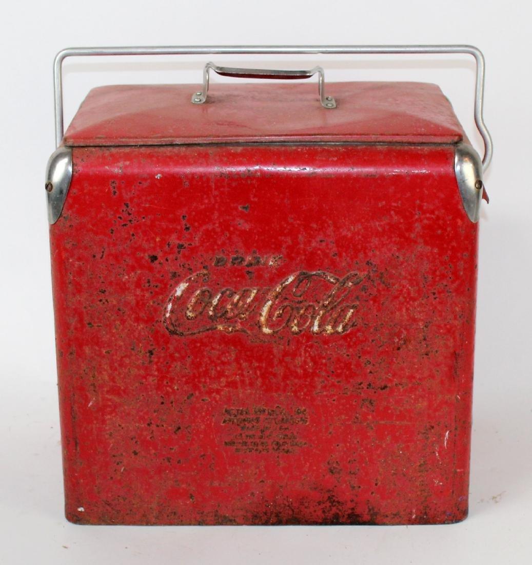 Vintage Original Junior Picnic Coca-Cola Cooler