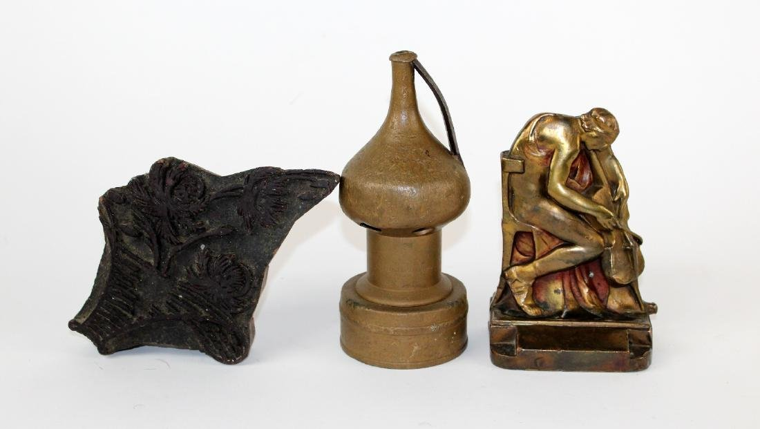 Collection of decorative items