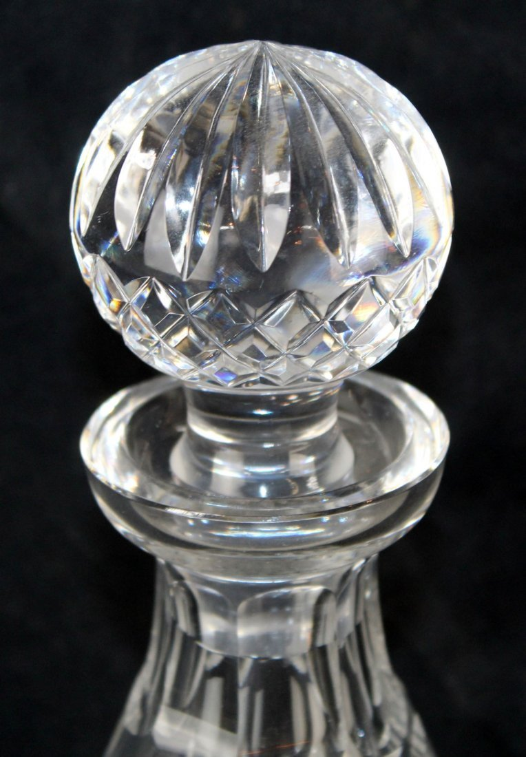 Crystal decanter - 3