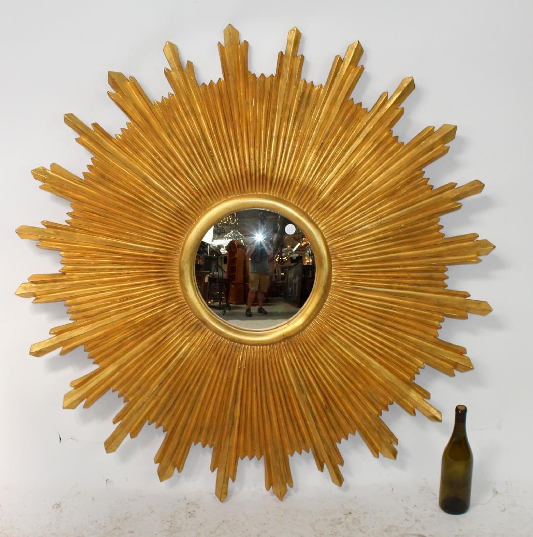 Carvers Guild sunburst mirror - 5