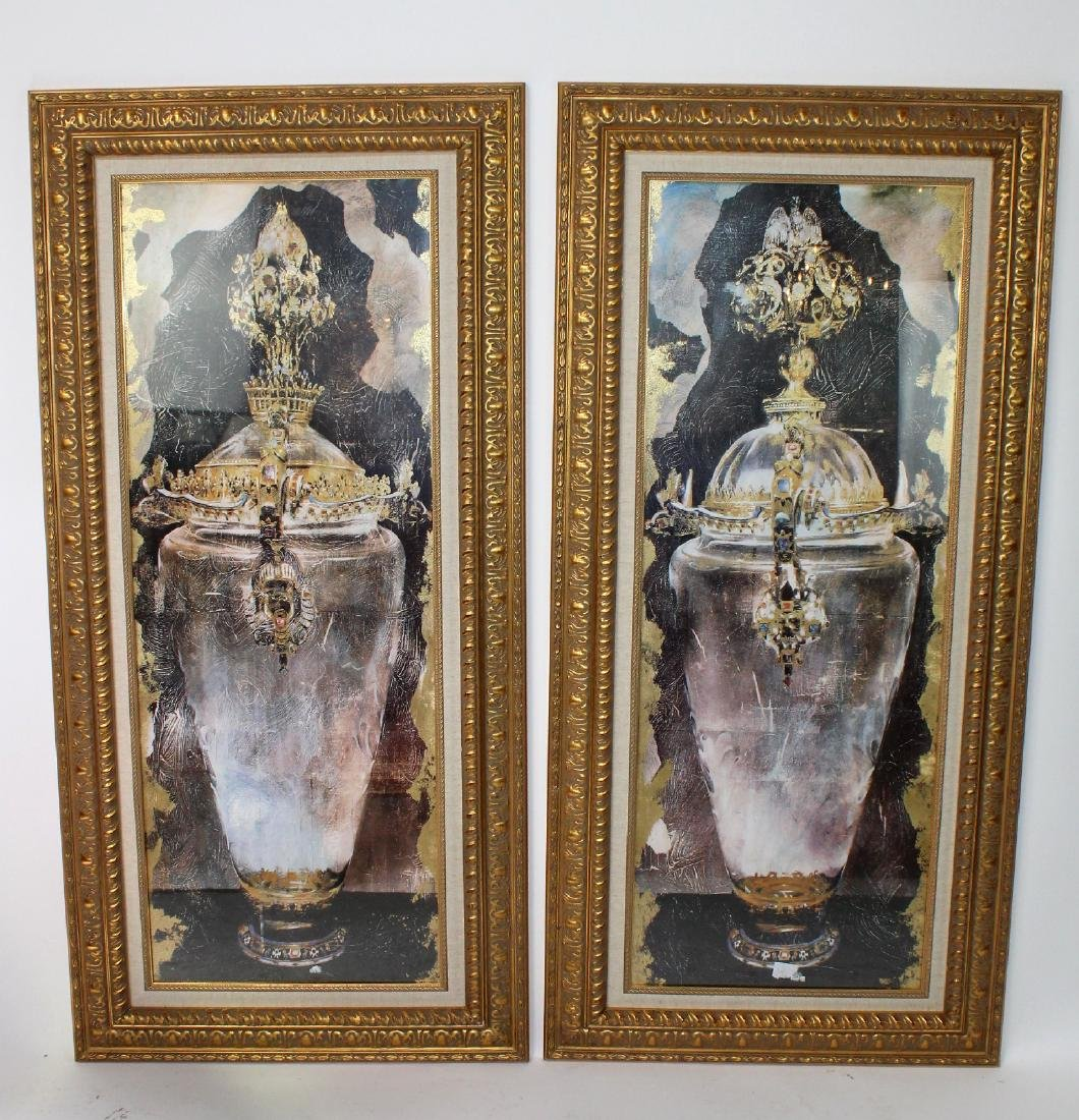 Pair of Hilda Flack framed prints - 6
